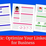 Infographic: Optimize Your LinkedIn Profile for Business