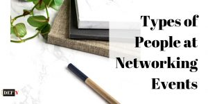 Types of People at Networking Events