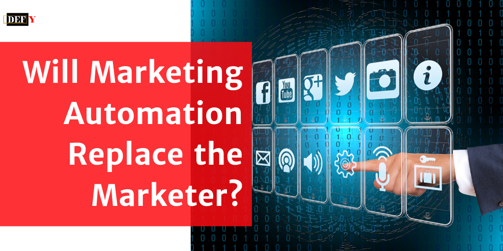 Will Marketing Automation Replace the Marketer?