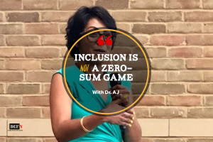 Inclusion Is NOT a Zero-Sum Game