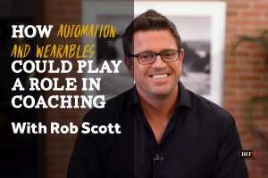 How Automation and Wearables Could Play a Role in Coaching