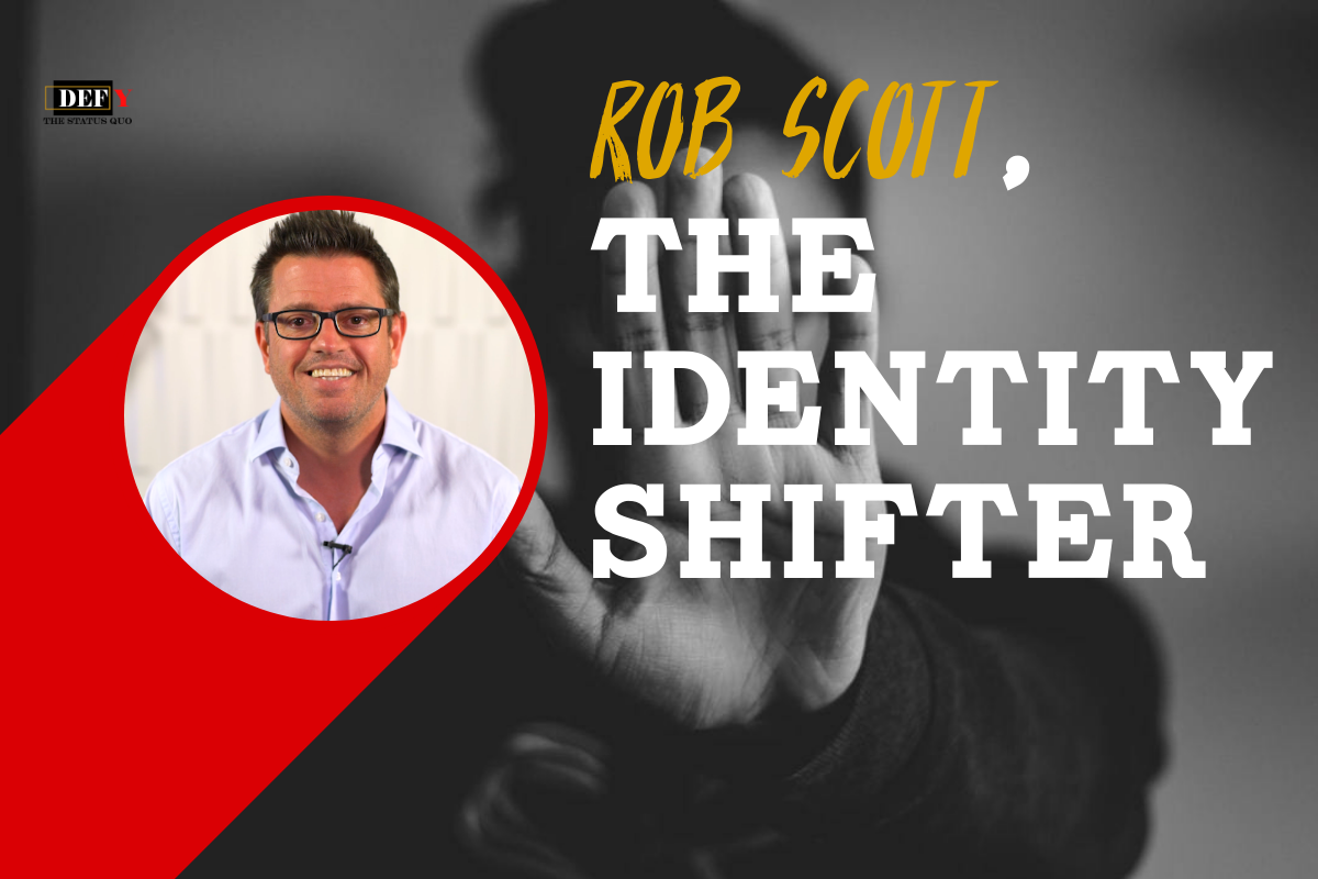 Rob Scott, The Identity Shifter