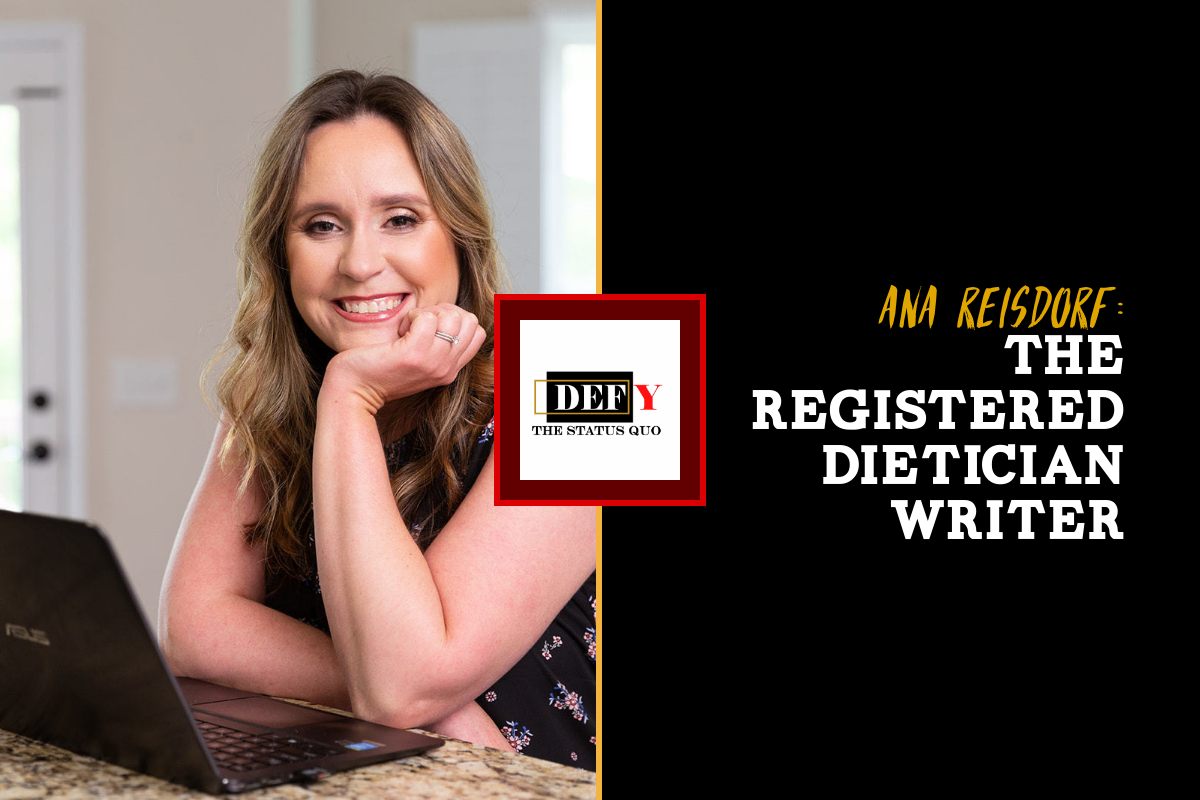 Ana Reisdorf – The Registered Dietician Writer