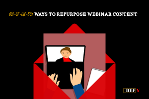 Out-of-the-Box Ways to Repurpose Webinar Content