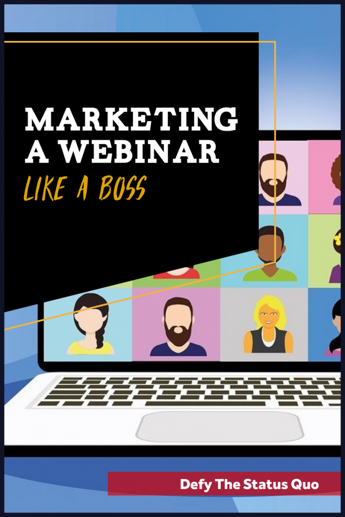content marketing for webinars