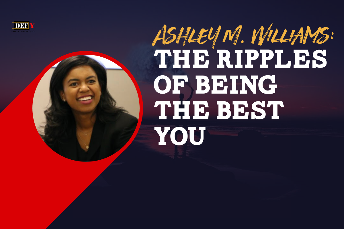 The Ripples of Being The Best You